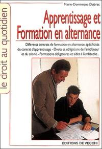 Marie-Dominique Dubrac - Apprentissage et formation en alternance.
