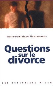 Ucareoutplacement.be Questions sur le divorce Image