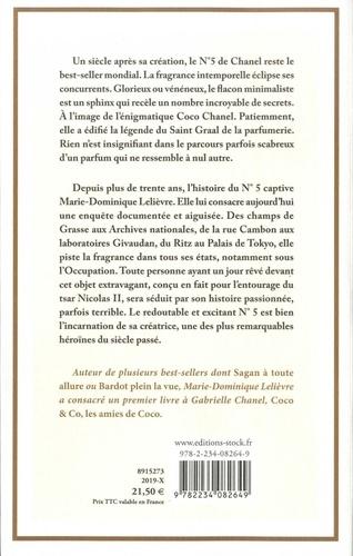 Le N°5 de Chanel. Biographie non autorisée