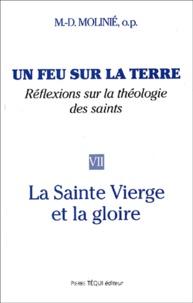 Marie-Dominique Molinié - Un feu sur la terre - Tome 7, La Sainte Vierge et la gloire.