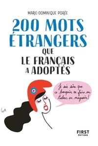 Goodtastepolice.fr 200 mots étrangers qu'on croyait avoir inventés Image
