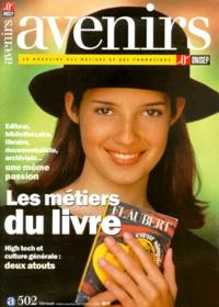 Avenirs n° 502 Octobre-novembre 1999 : les métiers du livre.pdf