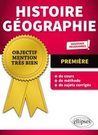 Marie Durand - Histoire Géographie 1re.