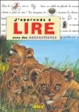 Marie Duval et Delphine Lacharron - En suivant Alex le lionceau.