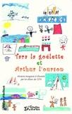 Marie Duvignau et Florence Sautereau - Tara la goélette et Arthur l'ourson - Histoire imaginée et illustrée par les élèves du CPA.