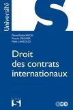 Marie-Elodie Ancel et Pascale Deumier - Droit des contrats internationaux.