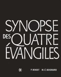 Marie-Emile Boismard et P Benoit - .