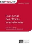 Marie-Emma Boursier - Droit pénal des affaires internationales.