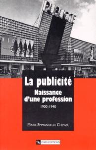 Histoiresdenlire.be LA PUBLICITE. Naissance d'une profession 1900-1940 Image