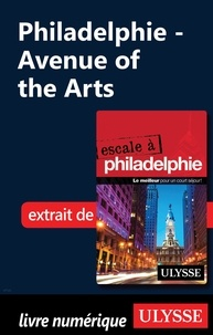 Marie-Eve Blanchard - Philadelphie - Avenue of the Arts.