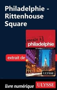 Marie-Eve Blanchard - Philadelphie - Rittenhouse Square.