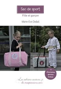 Marie-Eve Dollat - Sac de sport - Fille et garçon.