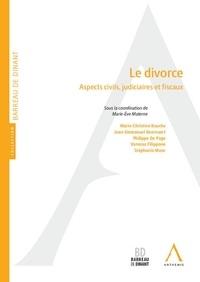Marie-Eve Materne - Le divorce - Aspects civils, judiciaires et fiscaux.
