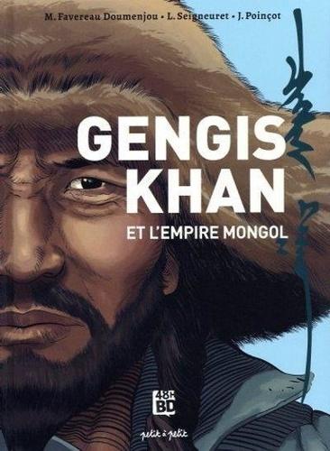 Marie Favereau Doumenjou et Laurent Seigneuret - Gengis Khan et l'empire mongol - 48H BD 2021.