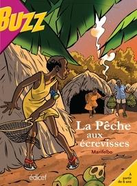 Marie-Félicité Ebokéa - La pêche aux écrevisses.