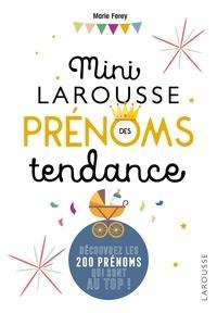 Forums pour télécharger des ebooks Mini guide des prénoms tendance par Marie FEREY MOBI DJVU iBook