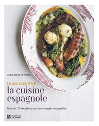 La cuisine espagnole de Marie-Fleur - Chef exécutif des restaurants Meson et Tapeo.pdf