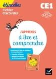 Marie Flury et Olivier Tertre - Français CE1 J'apprends à lire et comprendre Etincelles - Fichier d'activités.