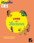 Marie Flury et Olivier Tertre - Livre de lectures CE1 Etincelles - 5 histoires intégrales de littérature jeunesse.