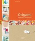 Marie-France Annasse - Origami et papiers découpés.