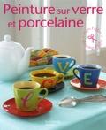 Marie-France Annasse - Peinture sur verre et porcelaine.