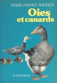Marie-France Avignon et Camille Craplet - Oies et canards.