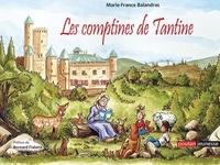 Marie-france Balandras et Ludovic Pozas - Les contes de mon quartier.