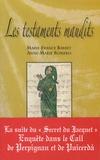Marie-France Barbet et Anne-Marie Romero - Meurtres au Royaume de Majorque Tome 2 : Les testaments maudits.