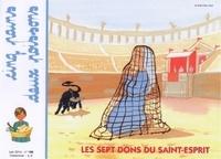 Marie-France Baurès - Cinq pains deux poissons - Les sept dons du Saint-Esprit.