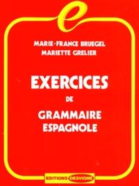 Rhonealpesinfo.fr Exercices de grammaire espagnole Image