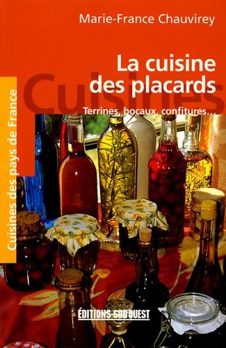 Marie-France Chauvirey - La cuisine des placards.