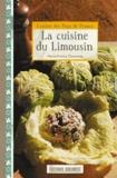 Marie-France Chauvirey - La cuisine du Limousin.