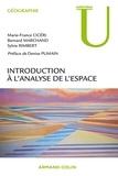 Marie-France Ciceri et Bernard Marchand - Introduction à l'analyse de l'espace.