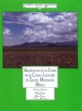 Marie-France Fauvet-Berthelot et Patricia Carot - Arqueología de las Lomas en la cuenca lacustre de Zacapu, Michoacán, México.
