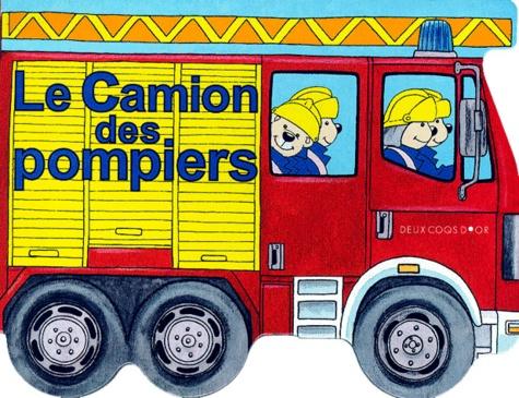 Marie-France Floury - Le camion des pompiers.