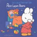 Marie-France Floury et Fabienne Boisnard - Le cauchemar de Petit Lapin Blanc - Livre-peluche.