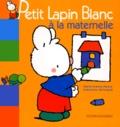 Marie-France Floury et Fabienne Boisnard - Petit Lapin Blanc à la maternelle.