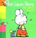Marie-France Floury et Fabienne Boisnard - Petit lapin blanc se perd.
