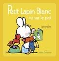 Marie-France Floury - Petit Lapin Blanc va sur le pot.