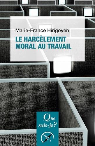 Le harcèlement moral au travail - 9782130794851 - 6,99 €