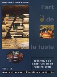 Lart de la fuste - Tome 2, Apprentissage : premières entailles.pdf