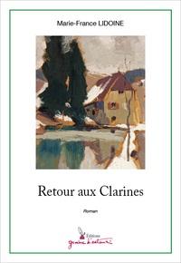 Marie-France Lidoine - Retour aux Clarines.