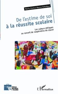 De lestime de soi à la réussite scolaire - Les valeurs éthiques au conseil de coopérative de classe.pdf