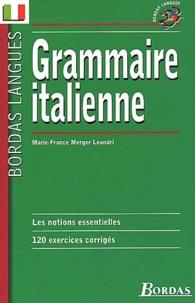 Grammaire italienne - Marie-France Merger Leandri | Showmesound.org