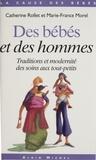 Marie-France Morel et Catherine Rollet - .