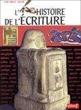 Marie-France Puthod et Pierrette Guibourdench - L'écriture.