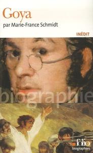 Marie-France Schmidt - Goya.