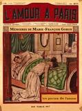 Marie-François Goron - Les parias de l'amour - L'amour à Paris, tome 3.