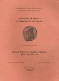 Marie-Françoise Boussac - Les sceaux de Delos - Tome 1, Sceaux publics, Apollon, Hélios, Artemis, Hécate.