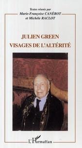 Marie-Françoise Canerot - Julie Green : visages d'altérité.